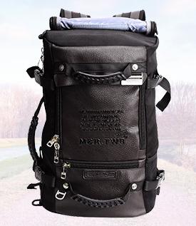 พร้อมส่ง กระเป๋าแบคแพค มีช่องใส่โน๊ตบุ๊ก สามารถสะพายหรือถือได้