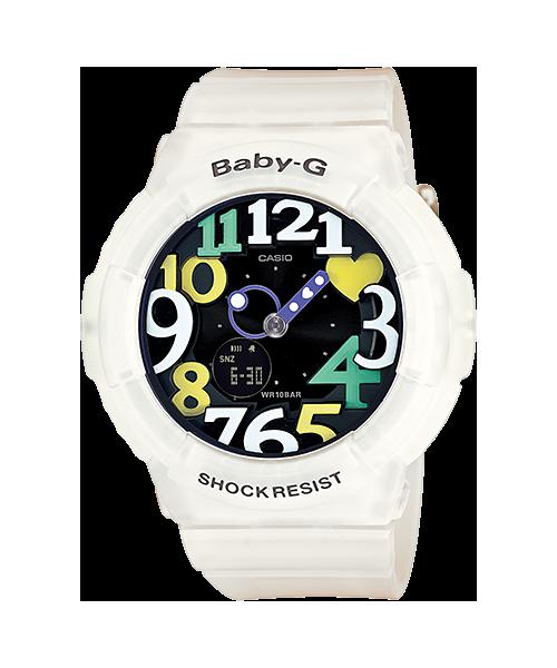 นาฬิกา คาสิโอ Casio Baby-G Neon Illuminator สี POP COLOR รุ่น BGA-131-7B4