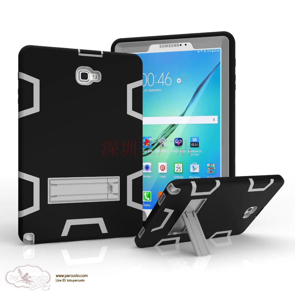 เคสกันกระแทก Samsung Galaxy Tab A 10.1 with S Pen (P580 / P585) จาก Tading [Pre-order]