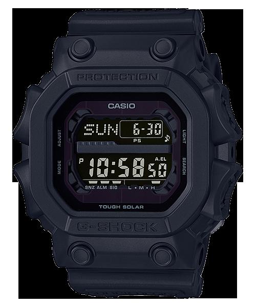 """นาฬิกา Casio G-Shock KING-G MUDMAN XXL Black Out Basic series รุ่น GX-56BB-1 """"ยักษ์ดำ"""" ของแท้ รับประกัน1ปี"""