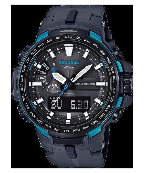 นาฬิกา Casio PRO TREK Smart Access รุ่น PRW-6100Y-1A ของแท้ รับประกัน1ปี