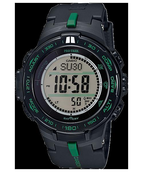 นาฬิกา คาสิโอ Casio PRO TREK รุ่น PRW-S3100-1