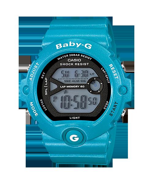 นาฬิกา คาสิโอ Casio Baby-G 200-meter water resistance รุ่น BG-6903-2