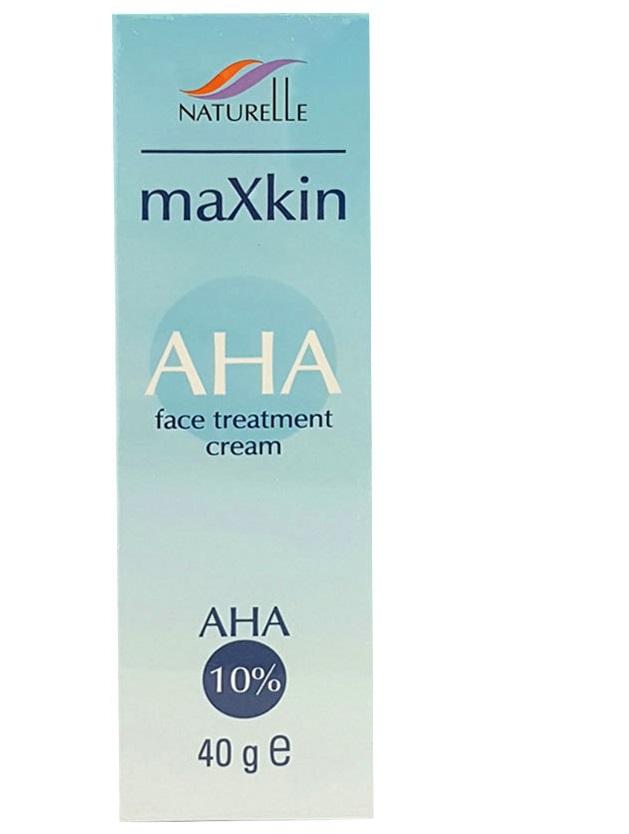 Maxkin AHA face Treatment Cream 40 g. AHA 10%