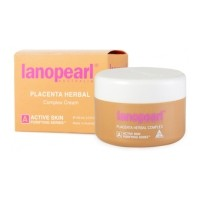 Lanopearl Placenta Herbal Complex (Day) 100 ml.