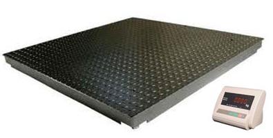 เครื่องชั่งพาเลท ระบบดิจิตอล Plateform Scale รุ่น T3-120-3t ยี่ห้อ e-Scale