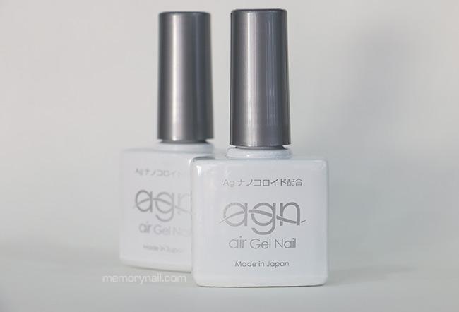 ANG-TOP Gel สีทาเล็บเจล air gel nail สำหรับทาเคลือบสีเจลให้เงา