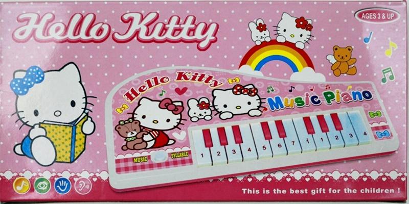 ออแกนเด็กคิตตี้ (Hello Kitty)