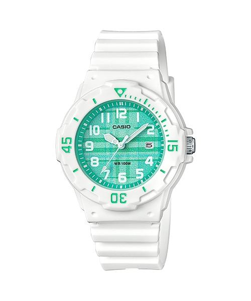 นาฬิกา Casio YOUTH Analog-Ladies' รุ่น LRW-200H-3CV ของแท้ รับประกัน 1 ปี