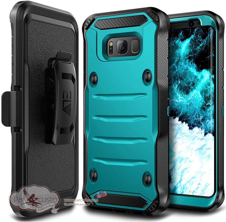 เคสกันกระแทก Samsung Galaxy S8 [Dual Layer Armor] จาก E LV [Pre-order USA]