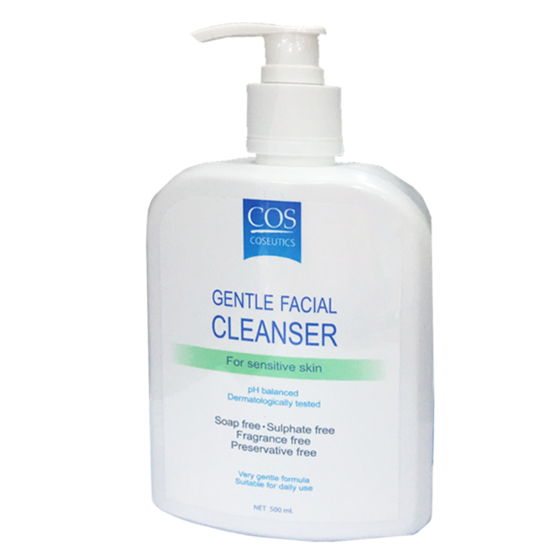 COS gentle facial cleanser - senstive 500ml