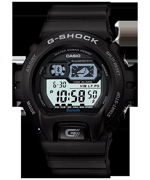 นาฬิกา คาสิโอ Casio G-Shock Bluetooth watch รุ่น GB-6900B-1 (นำเข้า EUROPE) ไม่มีขายในไทย