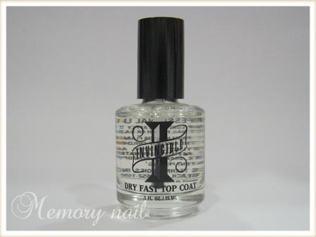 Invincible  Dry Fast Topcoat