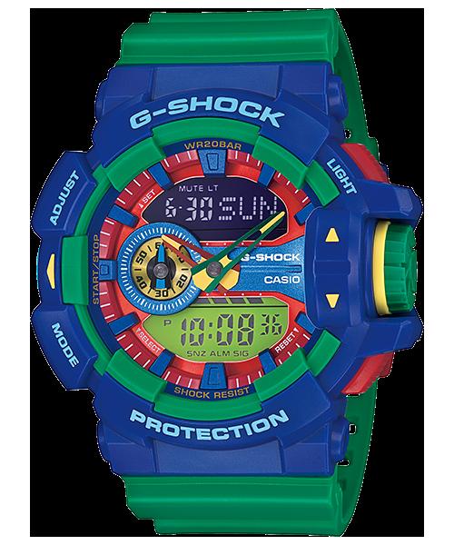 นาฬิกา คาสิโอ Casio G-Shock Standard Analog-Digital รุ่น GA-400-2A (Hyper Color)