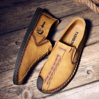 รองเท้าหนังลำลอง MMS2105