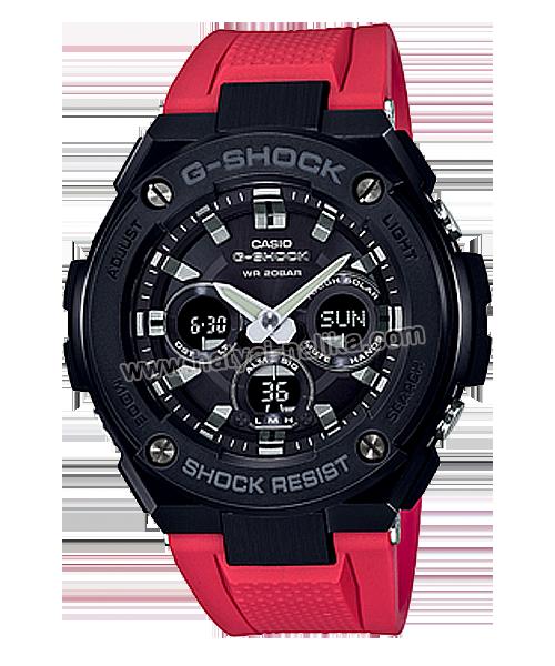 นาฬิกา Casio G-Shock G-STEEL Mini series รุ่น GST-S300G-1A4 ของแท้ รับประกัน1ปี
