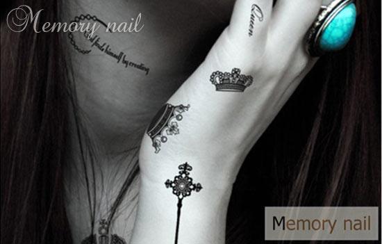 สติ๊กเกอร์ tattoo,สติ๊กเกอร์แทททู