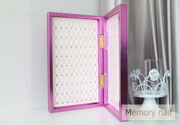 กล่องตัวอย่างสีเจล,กล่องตัวอย่างสี,กล่องตัวอย่างสีทาเล็บ