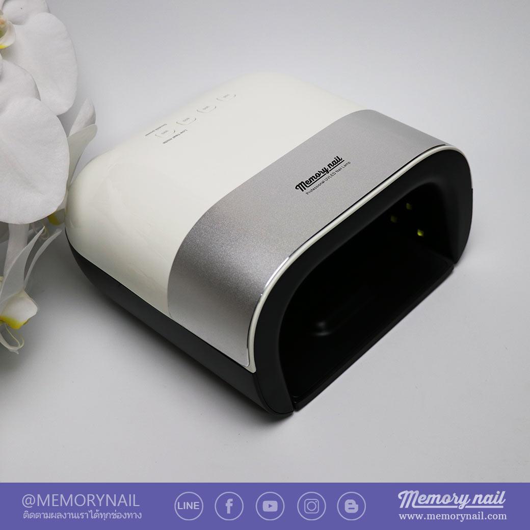 เครื่องอบเจล LED MEMORY NAIL รุ่น P-3 Professional UV LED Nail Lamp 48W