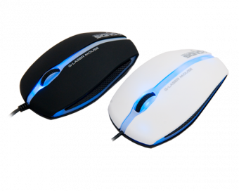 Signo MO-880 G-Laser Mouse with USB+PS/2