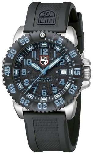 นาฬิกา Luminox รุ่น LUMINOX 3153 Men's Blue Numeral Steel Colormark Watch