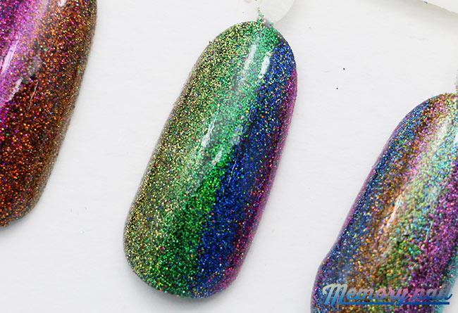 Holographic colorful glitter powder,ผงรุ้งกากเพชร ฮอโลกราฟี,Holographic glitter powder,Holographic powder,ผงกากเพชร,กากเพชรติดเล็บ