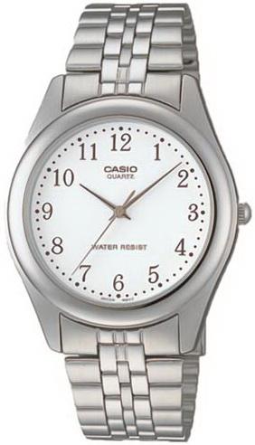 นาฬิกา คาสิโอ Casio 10 YEAR BATTERY รุ่น MTP-1129A-7B