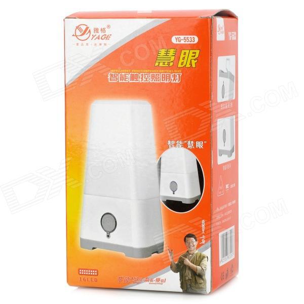 โคมไฟฉุกเฉิน LED 16 ดวง YG5533 ใช้เป็นไฟในแค้มปิ้งได้