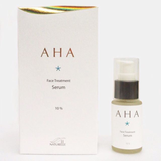 Maxkin AHA 10% Face Treatment Serum10ml