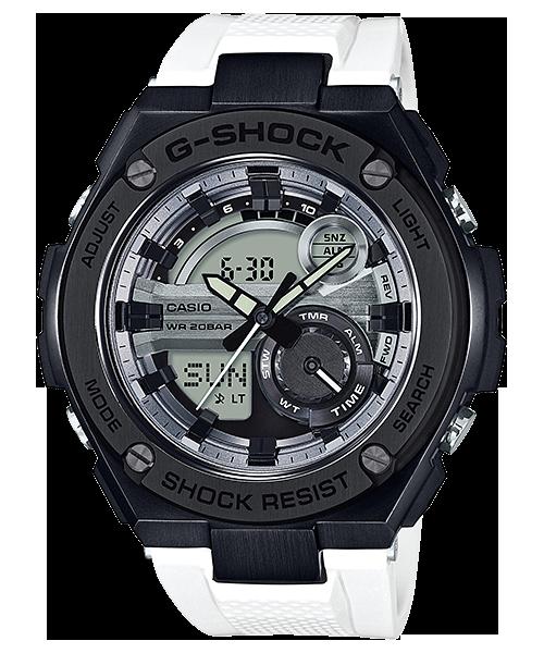 นาฬิกา Casio G-Shock G-STEEL รุ่น GST-210B-7A ของแท้ รับประกัน1ปี