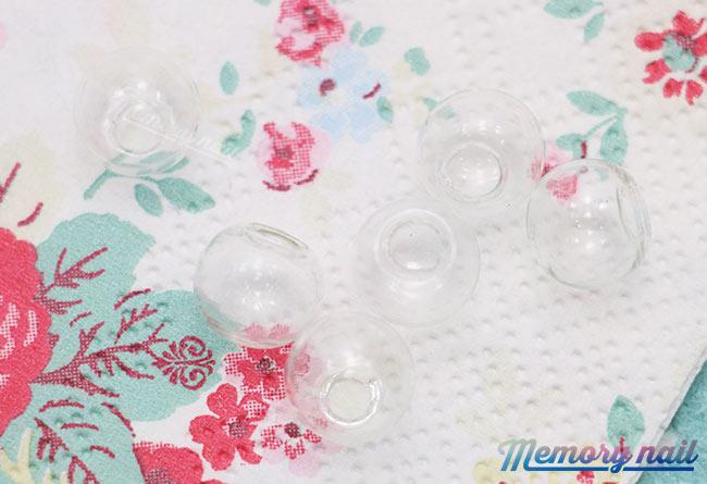 โดมลูกแก้ว,ลูกแก้วติดเล็บ,ลูกแก้วแต่งเล็บ,ลูกแก้วเจล,Crystal ball