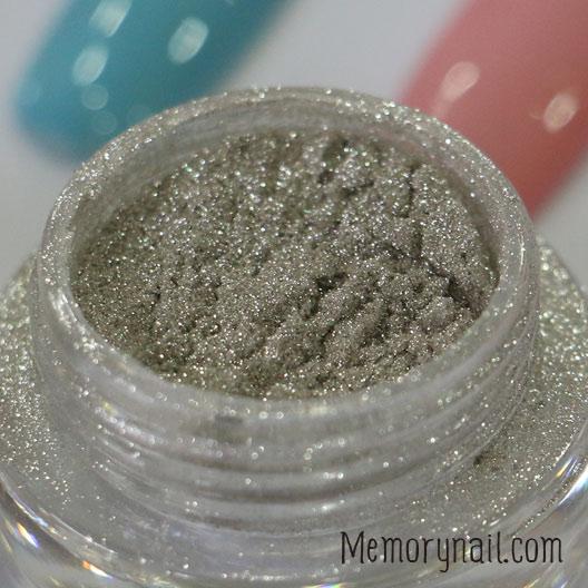 ผงกระจก,Mirror Powder,ผงเงา,ผงกระจก สีเงิน,Silver Pigment,Mirror Powder Silver