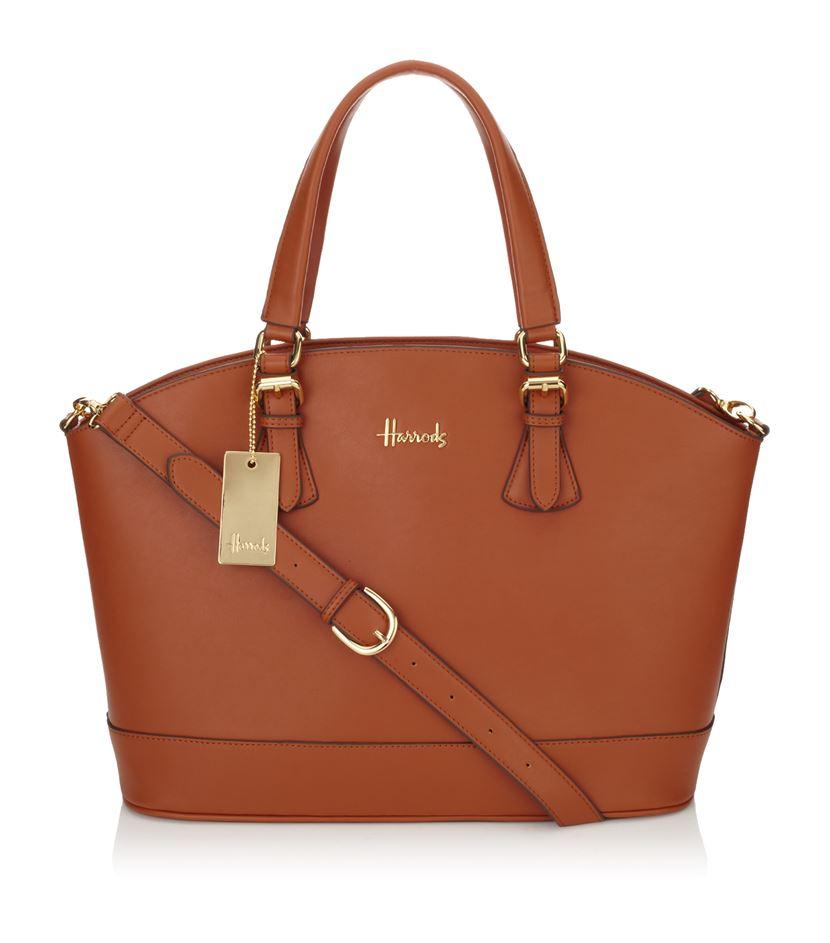 กระเป๋าสะพายแฮร์รอดส์ของแท้ Harrods Wyndham Shoulder Bag