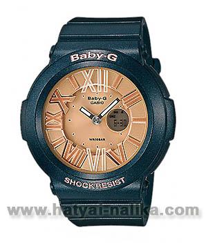 นาฬิกา คาสิโอ Casio Baby-G Neon Illuminator รุ่น BGA-161-3BDR
