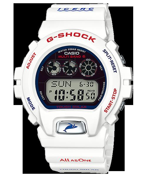 นาฬิกา Casio G-Shock Dolphin & Whale series Love the Sea and The Earth 2017 Japan Limited Tough Solar รุ่น GW-6901K-7JR (นำเข้าJapan) JAPAN ONLY ไม่มีขายในไทย (หายากมาก) ของแท้ รับประกัน1ปี