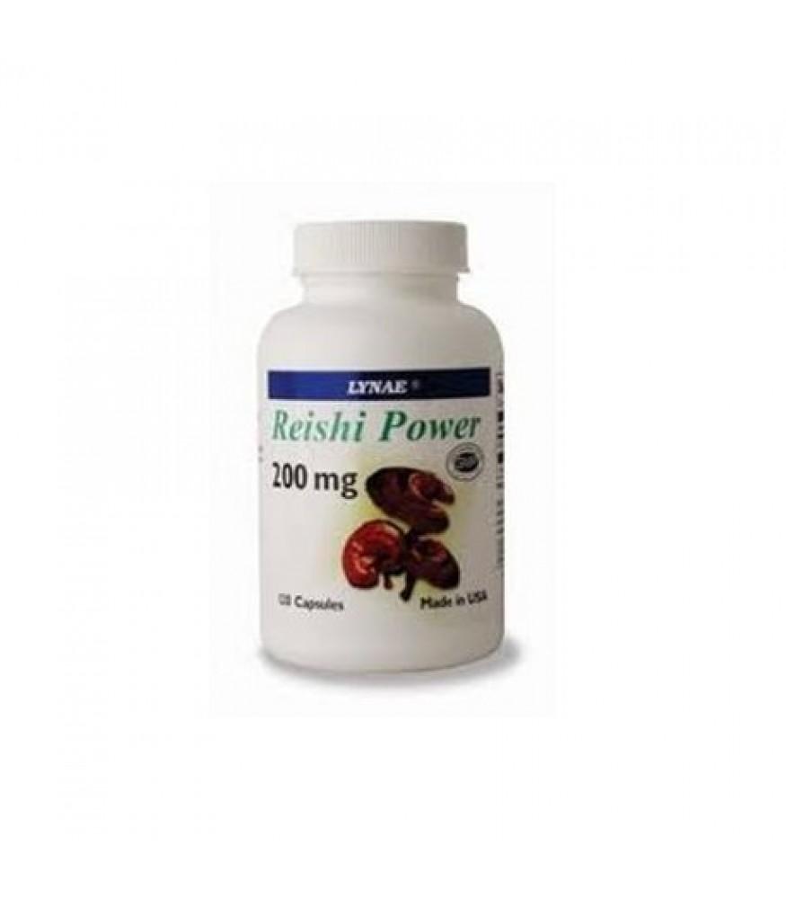 Lynae Reishi Extract 200 mg 100 tablet สำเนา สำเนา