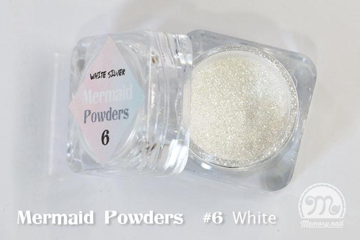 Mermaid Gradient Glitter Powder