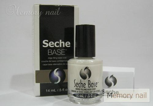 Seche Base สีรองพื้น สีขาวมุขใส