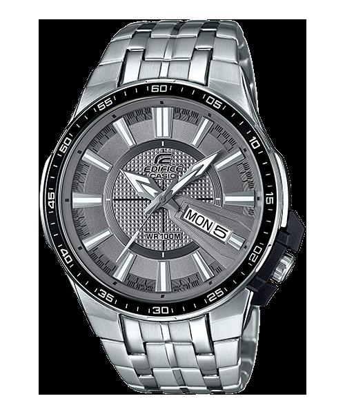 นาฬิกา Casio EDIFICE 3-HAND ANALOG รุ่น EFR-106D-8AV ของแท้ รับประกัน 1 ปี