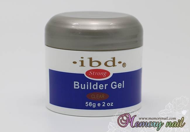 เจลต่อเล็บ IBD สีใส (clear)