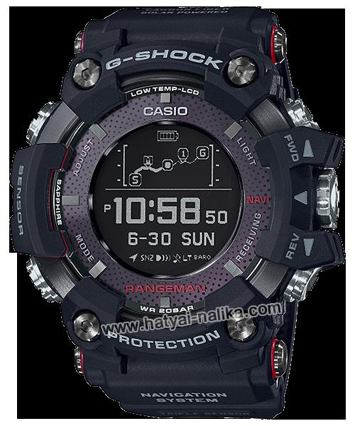 นาฬิกา Casio G-Shock RANGEMAN Premium GPR-B1000 series รุ่น GPR-B1000-1 ของแท้ รับประกัน1ปี