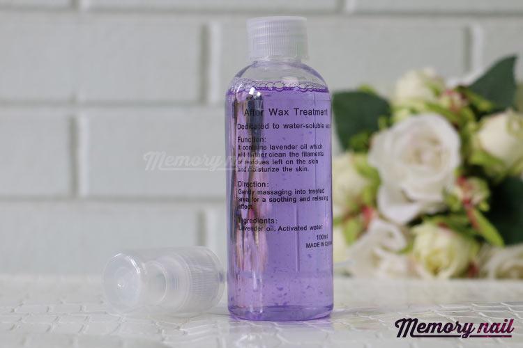สแปร์ ทำความสะอาด หลังแว๊กซ์ After Wax Treatment Spray 100 ml