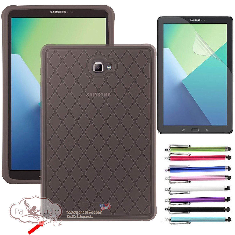 เคสซิลิโคน Samsung Galaxy Tab A 10.1 with S Pen (P580) จาก EpicGadget [Pre-order USA]