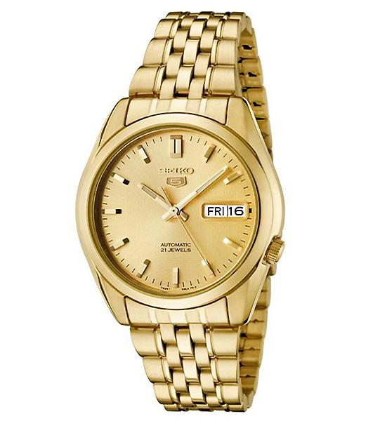นาฬิกาข้อมือ SEIKO 5 Automatic รุ่น SNK366K1