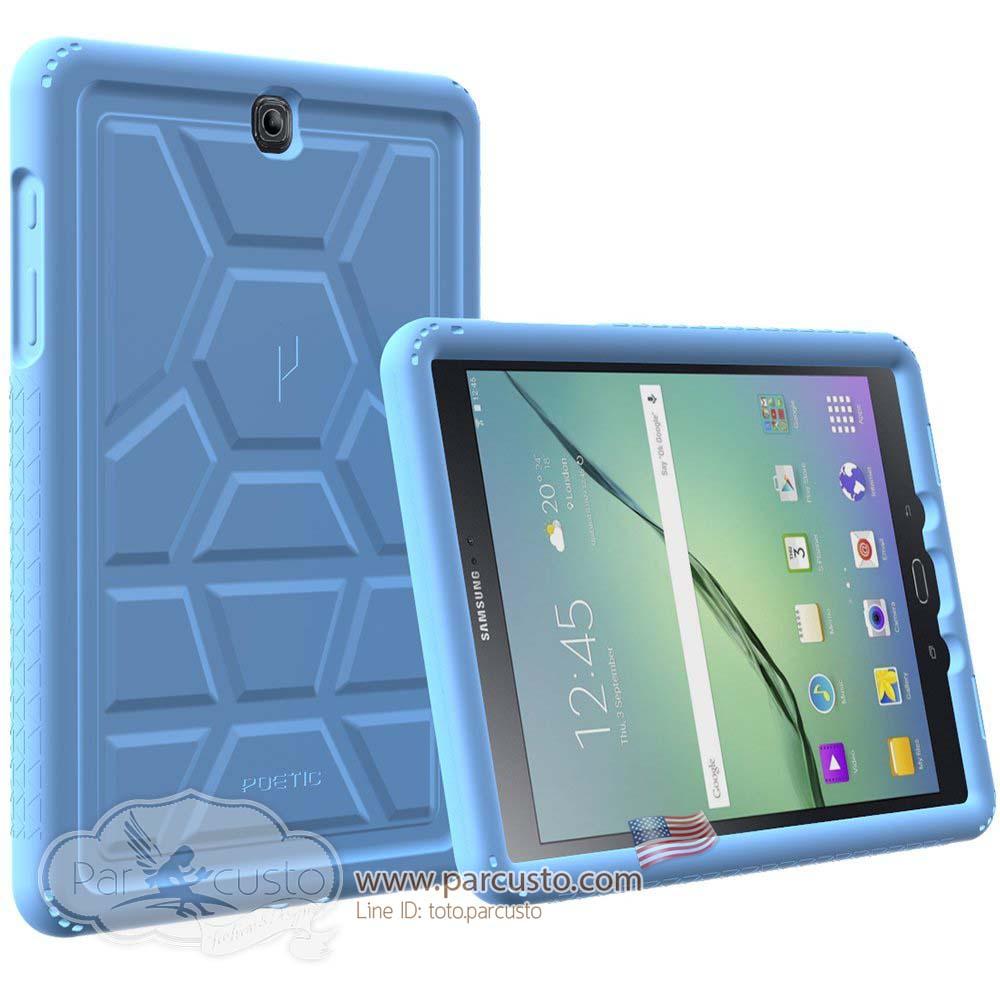 เคสกันกระแทก Galaxy Tab S2 9.7 [Turtle Skin Series] จาก Poetic [Pre-order USA]