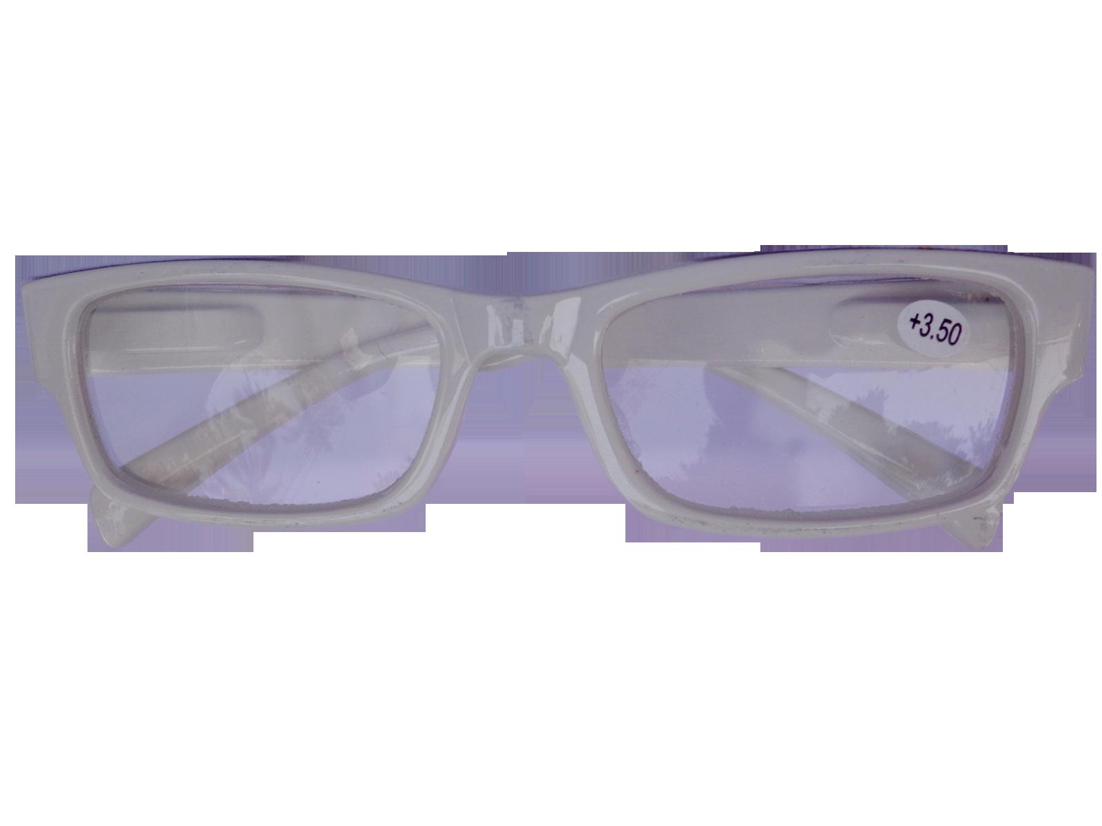 แว่นสายตาแฟชั่น (D+125)