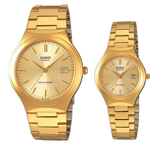 นาฬิกา คาสิโอ Casio SETคู่รัก รุ่น MTP-1170N-9A+LTP-1170N-9A