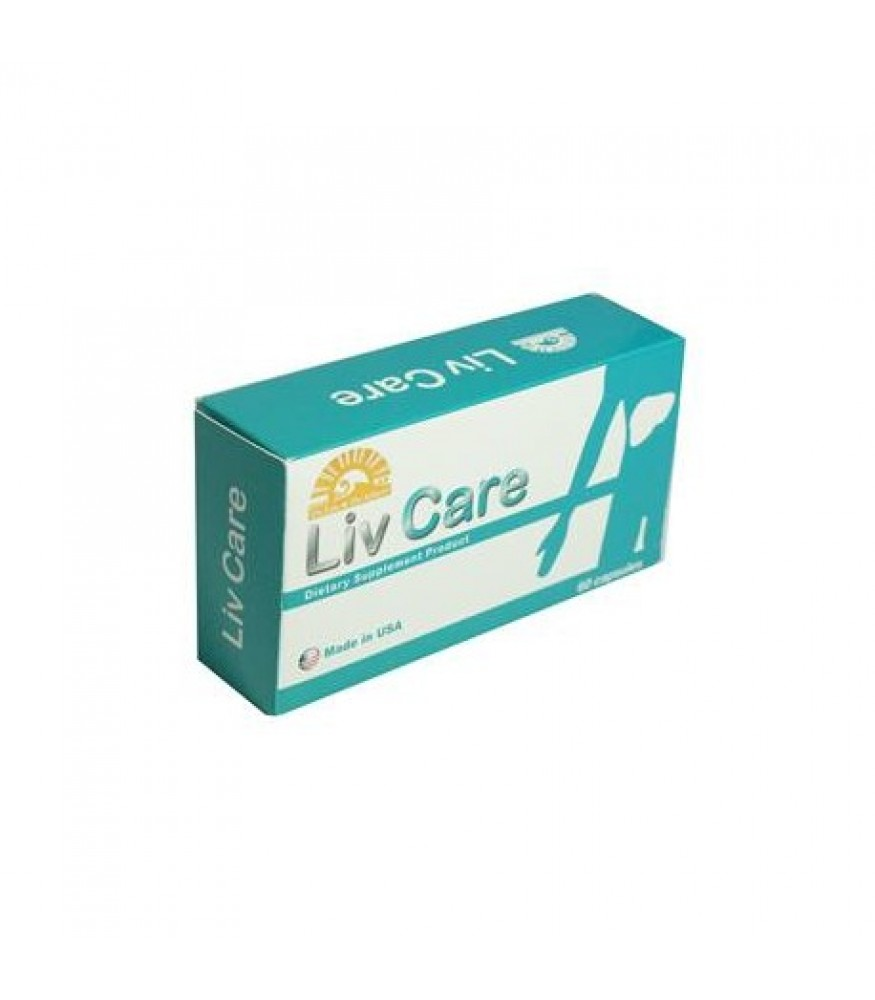 Lynae Dr.Lee & Dr.Albert Liv Care 60 tablet