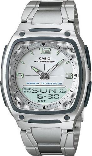 นาฬิกา คาสิโอ Casio 10 YEAR BATTERY รุ่น AW-81D-7A