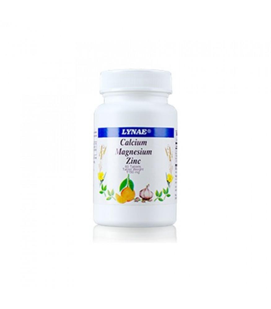 Lynae Calcium Magnesium Zinc 60 tablet